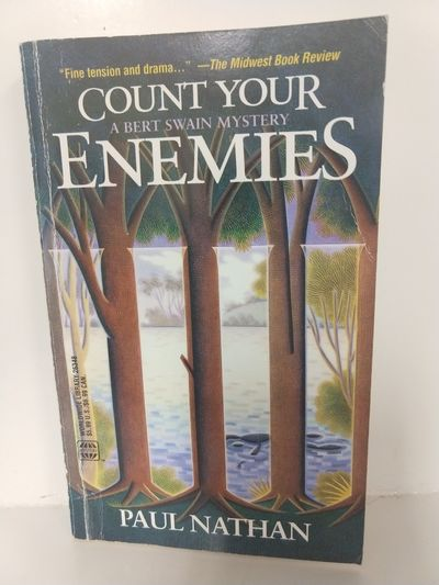 Image for Count Your Enemies (Bert Swain Mysteries)