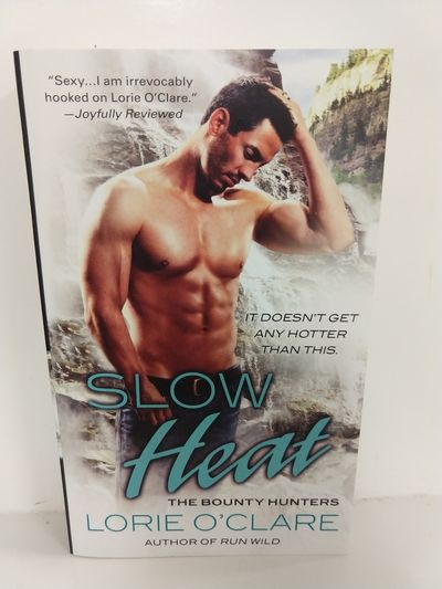 Image for Slow Heat (Bounty Hunters Series)