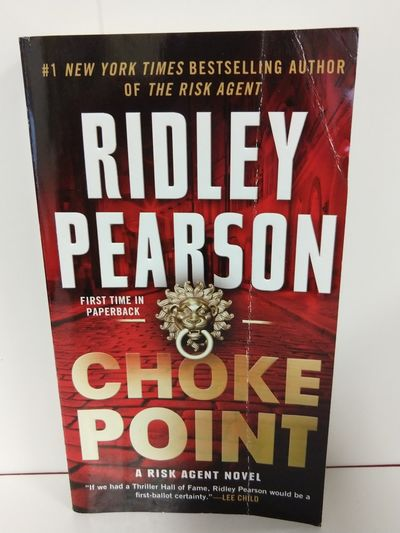 Image for Choke Point (a Risk Agent Novel, Band 2)