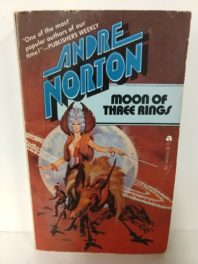 Image for Moon of Three Rings (Moon Singer/Free Traders, Bk. 1)