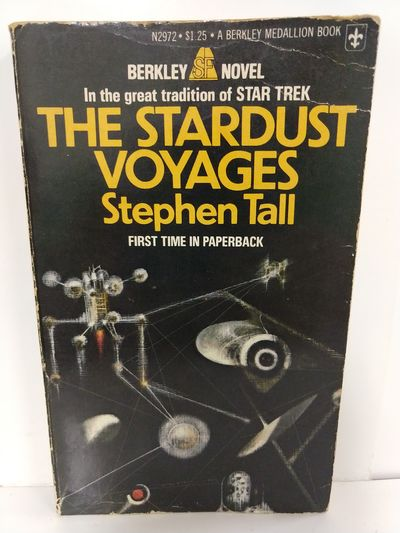 Image for The Stardust Voyages (Berkley Medallion, N2972)