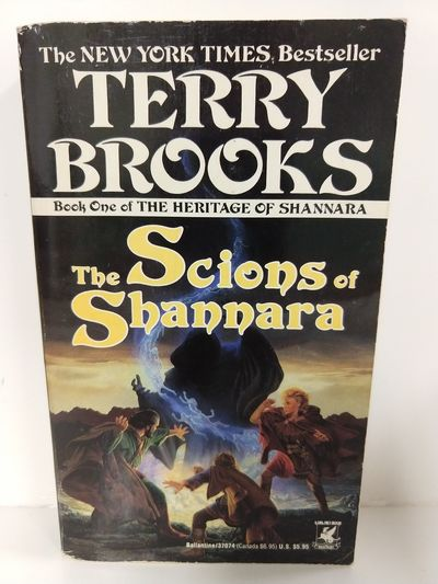 Image for The Scions of Shannara (Heritage of Shannara, Book One)