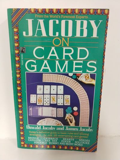 Image for Jacoby on Card Games