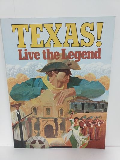 Image for Texas! Live the Legend