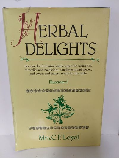 Image for Herbal Delights