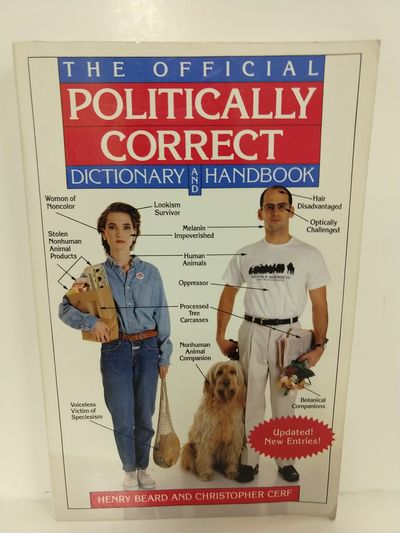 Image for The Official Politically Correct Dictionary