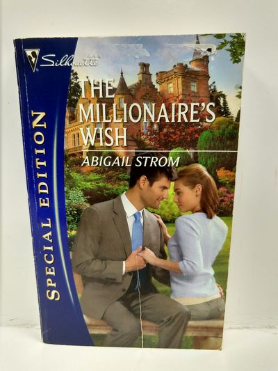 Image for The Millionaire's Wish (Silhouette Special Edition)