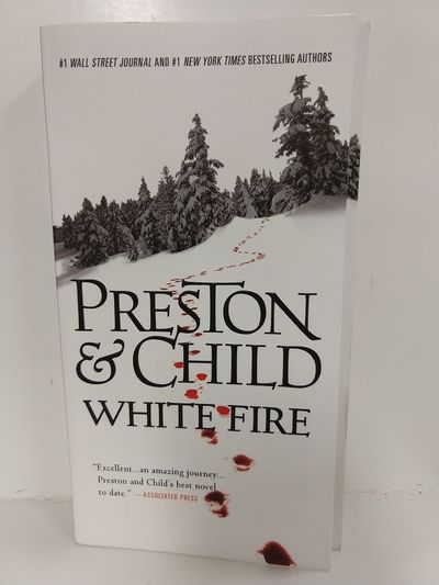 Image for White Fire (Agent Pendergast Series)