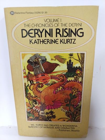 Image for Deryni Rising (Chronicles of the Deryni, Vol. I)