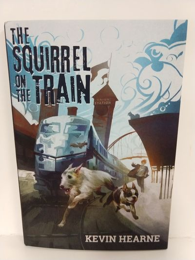 Image for Oberon's Meaty Mysteries: the Squirrel on the Train
