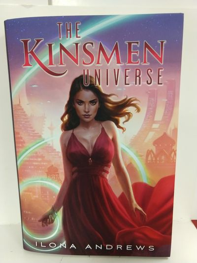 Image for The Kinsmen Universe (SIGNED)