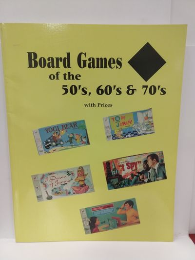 Image for Board Games of the 50'S, 60'S,  70's