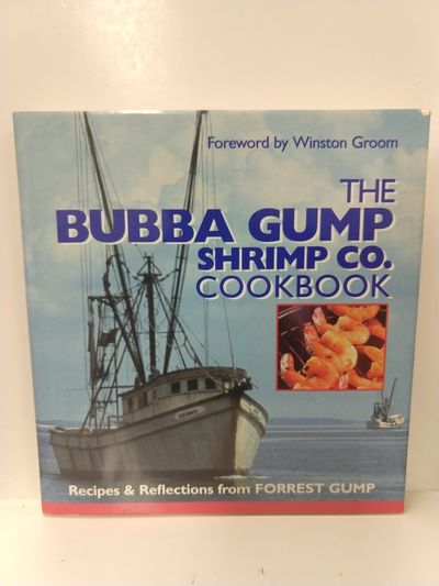 Image for Bubba Gump Shrimp Co. Cookbook: Recipes  Reflections from Forrest Gump
