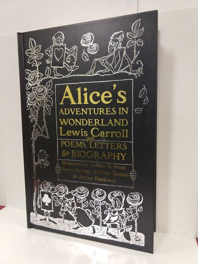 Image for Alice's Adventures in Wonderland: Unabridged, With Poems, Letters and Biography