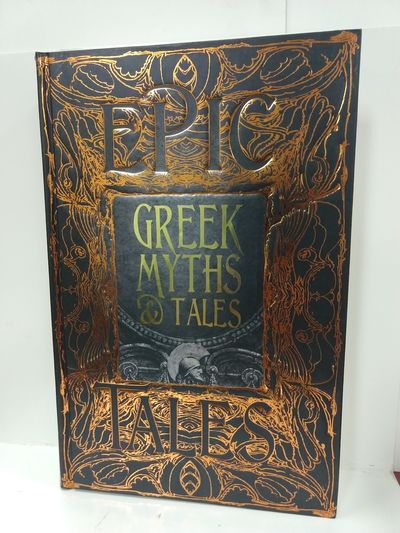 Image for Greek Myths & Tales Epic Tales