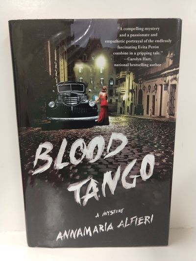 Image for Blood Tango: a Mystery
