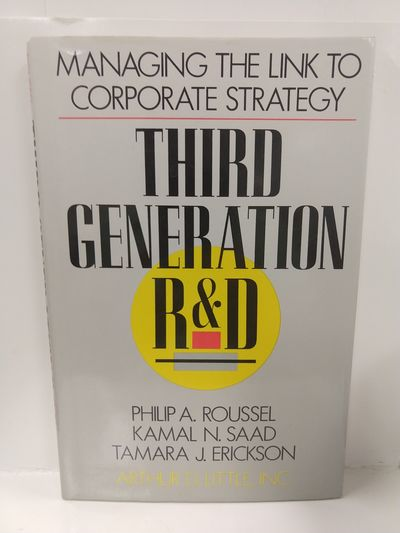 Image for Third Generation R & D: Managing the Link to Corporate Strategy
