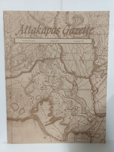 Image for Attakapas Gazette Winter 1987