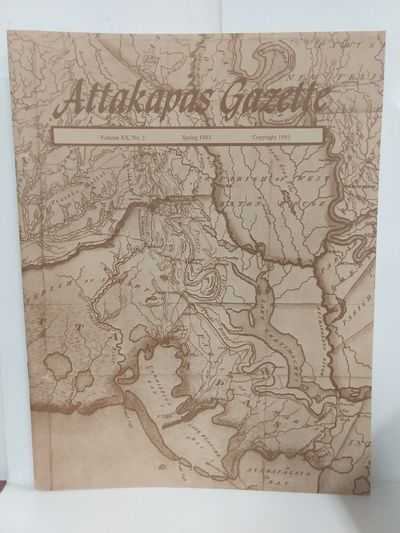 Image for Attakapas Gazette Spring 1985