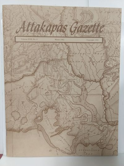 Image for Attakapas Gazette Winter 1982