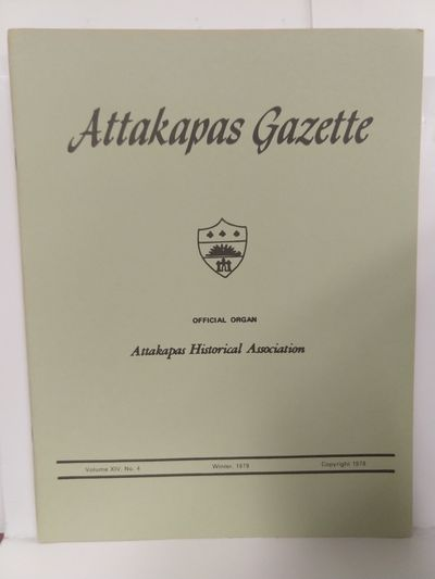 Image for Attakapas Gazette Winter 1979