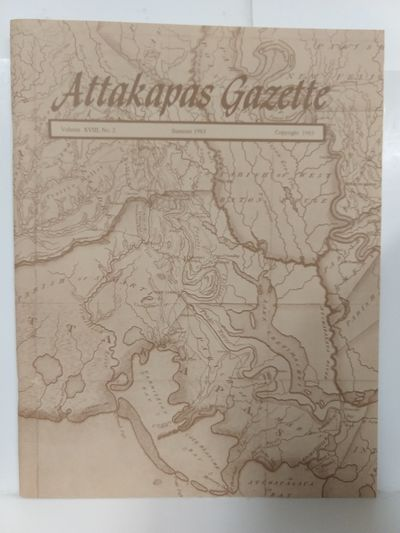 Image for Attakapas Gazette Summer 1983