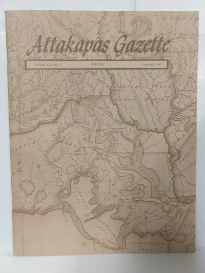 Image for Attakapas Gazette Fall 1982