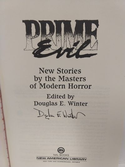 Image for Prime Evil (SIGNED)