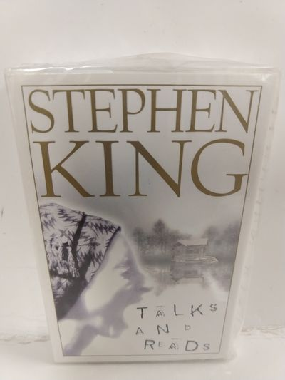 Image for Stephen King Talks and Reads Bag of Bones