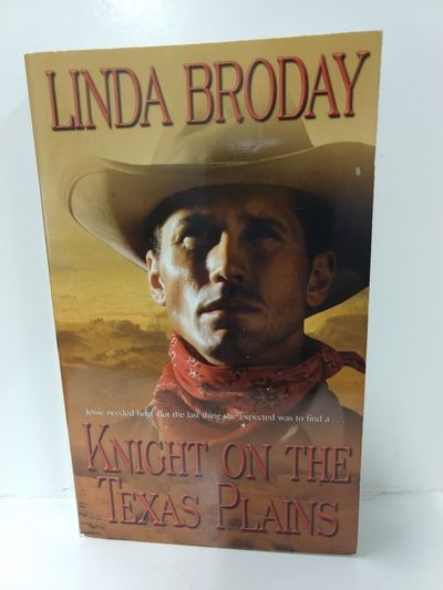 Image for Knight on the Texas Plains (Leisure Historical Romance)