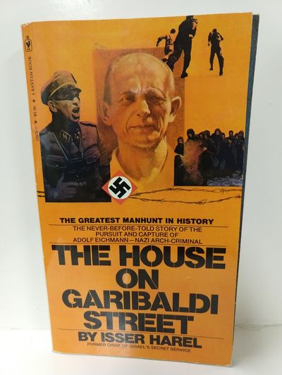 Image for The House on Garibaldi Street (Bantam Books non-fiction)