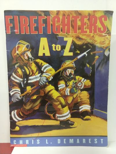 Image for Firefighters A to Z