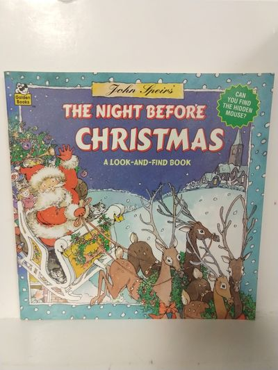 Image for The Night Before Christmas: A Look-And-Find Book