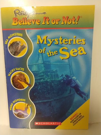 Image for Mysteries of the Sea