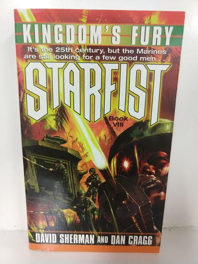 Image for Kingdom's Fury (Starfist, Book 8)