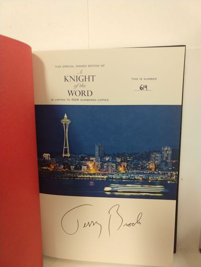 Image for A Knight of the World (SIGNED)