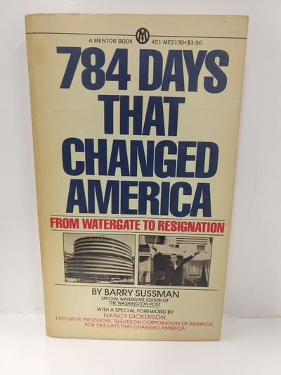 Image for 784 Days That Changed America