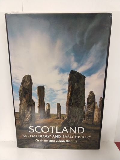 Image for Scotland, archaeology and early history (Ancient peoples and places)