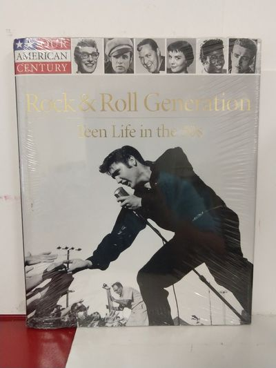 Image for Rock  Roll Generation: Teen Life in the 50s (Our American Century)