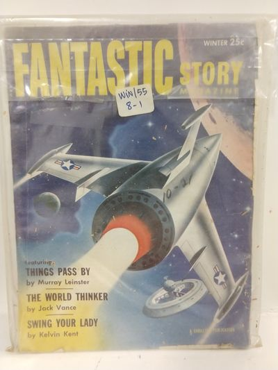 Image for Fantastic Story Magazine Winter 1955