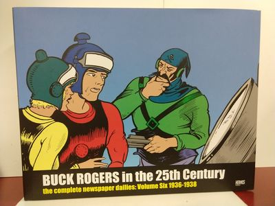 Image for Buck Rogers In The 25th Century: The Complete Newspaper Dailies Volume 6