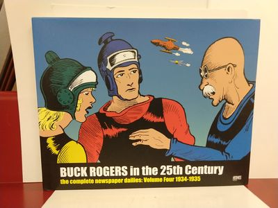 Image for Buck Rogers In The 25th Century: The Complete Newspaper Dailies Volume 4