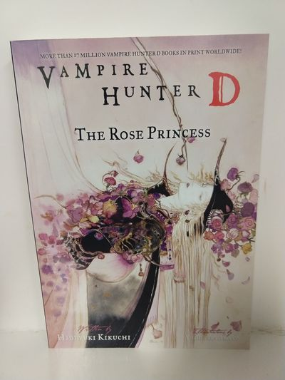 Image for Vampire Hunter D 9: The Rose Princess