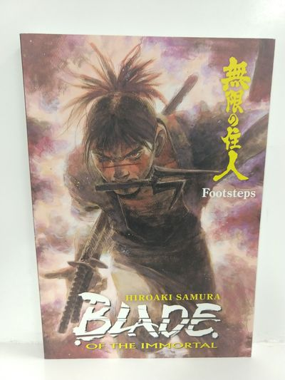 Image for Blade of the Immortal, Vol. 22: Footsteps