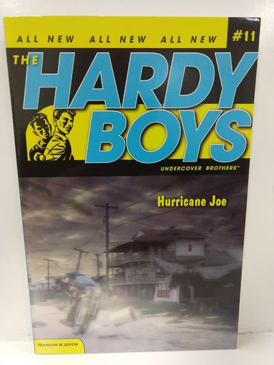 Image for Hurricane Joe (Hardy Boys: All New Undercover Brothers #11)