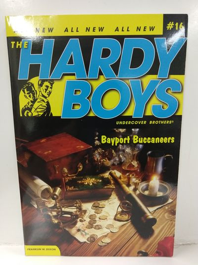 Image for Bayport Buccaneers (Hardy Boys: Undercover Brothers, No. 16)
