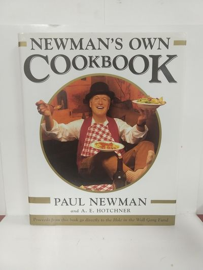 Image for Newman's Own Cookbook