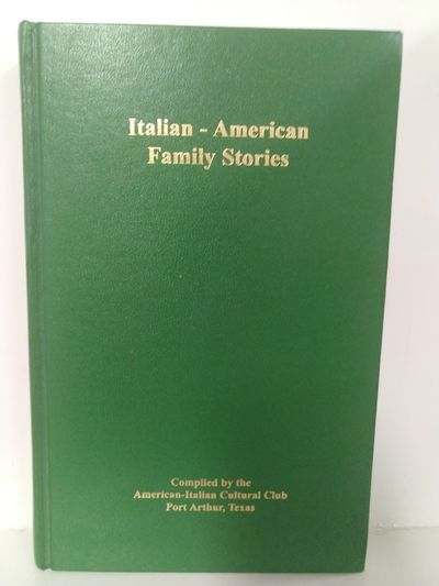 Image for Italian-American Family Stories