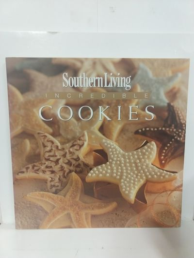 Image for Southern Living Incredible Cookies