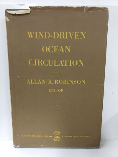 Image for Wind-Driven Ocean Circulation